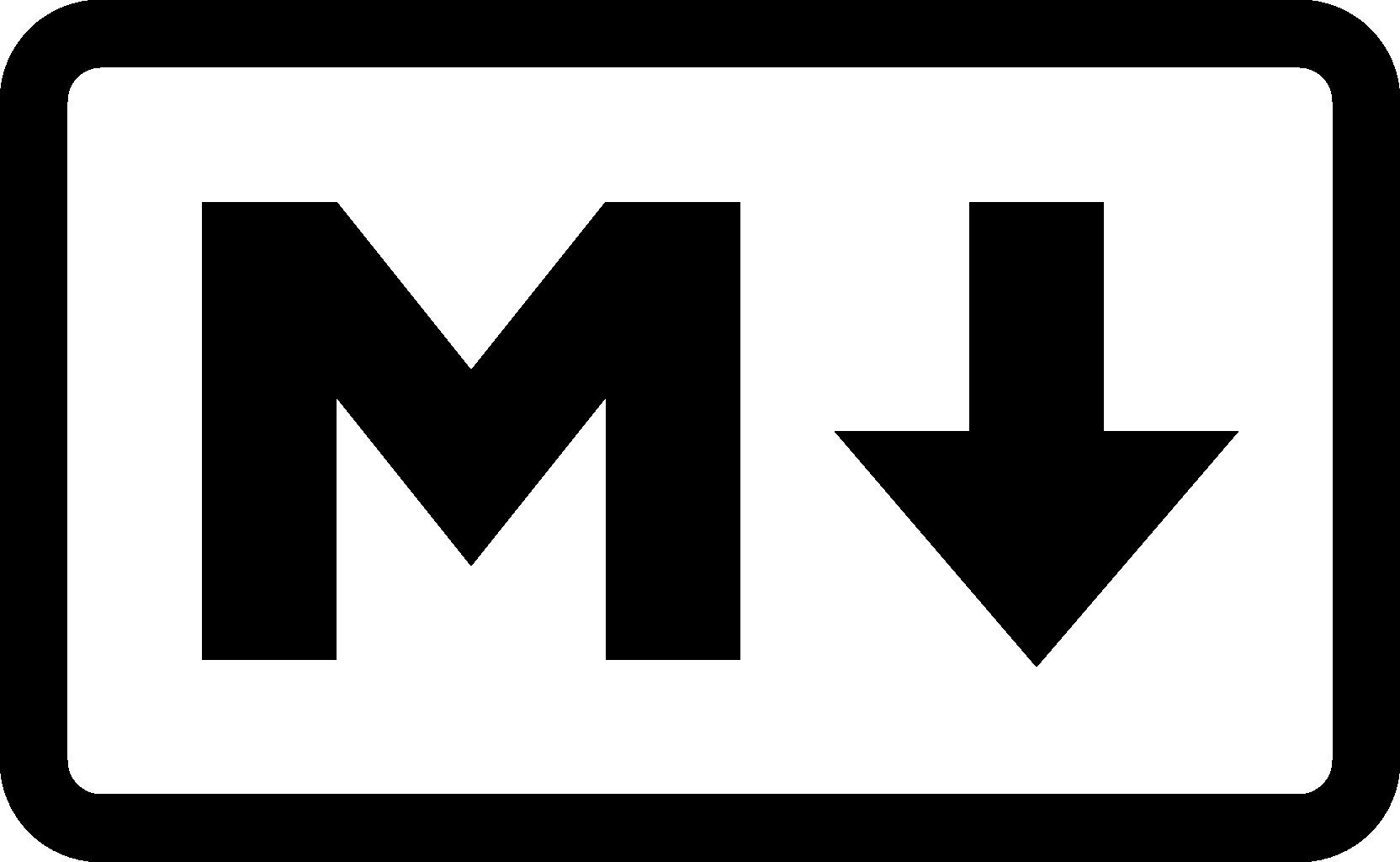 CommonMark icon